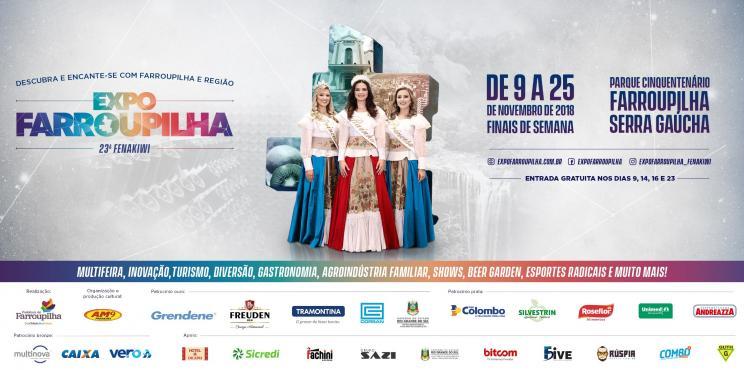 ExpoFarroupilha - Novembro de 2018